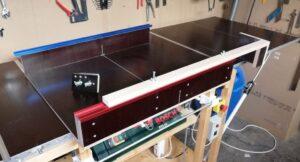 Read more about the article Variabler Maschinen-Tisch mit 3D-Teilen (Teil 2)